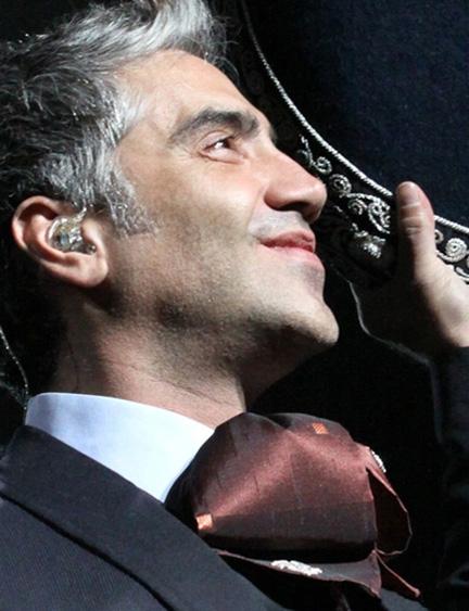 Alejandro Fernández Live